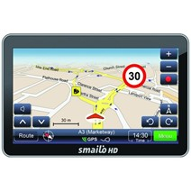 Sistem de navigatie Smailo HD 5 No Map