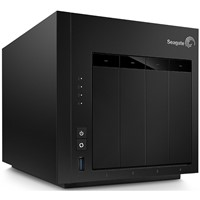 Network Attached Storage Seagate NAS 4-bay 8TB