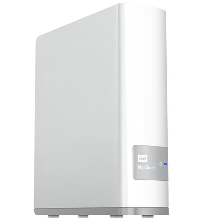 Network storage WD My Cloud Personal, 2 TB