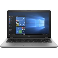 "Laptop HP 250 G6, 15.6"" FHD SVA AG, Intel Core i3-6006U, RAM 4GB DDR4, HDD 500GB, Windows 10 Home, Silver"