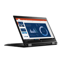 "Laptop Lenovo ThinkPad X1 Yoga, 14.0"" FHD IPS-Touch, Intel Core i5-6200U, RAM 8GB, SSD 256GB, Windows 10 Pro 64bit"