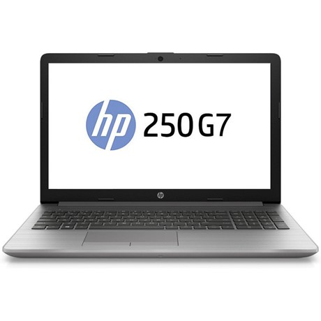 Laptop HP 250 G7, 15.6 inch, LED, FHD, Intel Core i3-7020U, RAM 8GB DDR4, SSD 256GB, DVD+/-RW, Free DOS