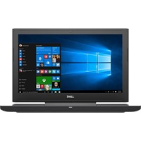 "Laptop Dell Inspiron Gaming 7577, 15.6"" FHD Anti-Glare LED, Intel(R) Core(TM) i5-7300HQ Quad Core, NVIDIA GeForce GTX 1060 6GB, RAM 8GB DDR4, SSD 256GB, Ubuntu Linux 16.04"