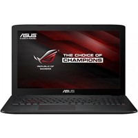 Laptop ASUS Gaming 15.6'' ROG GL552VX-CN060D, FHD, Procesor Intel Core i7-6700HQ (6M Cache, up to 3.50 GHz), 16GB DDR4, 1TB, GeForce GTX 950M 4GB, FreeDos, Grey