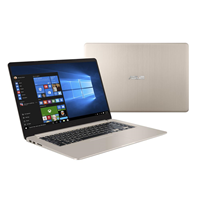 Laptop Asus VivoBook S15 S510UQ-BQ202 15.6 FHD LED-Backlit Anti-Glare, Intel Core i7-7500U, nVidia 940MX 2GB GDDR5, RAM 4GB DDR4, HDD 1TB, NO ODD, EndlessOS