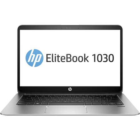 Laptop HP Elitebook Folio 1030, 13.3 FHD, Intel Core M5-6Y54, RAM  8GB, SSD 512GB, Windows 10 Pro 64, Argintiu
