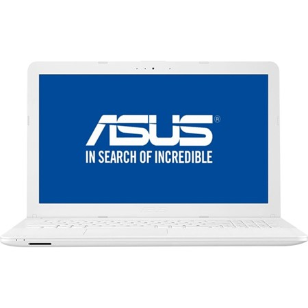 Laptop Asus VivoBook MAX X541NA-GO010, 15.6 HD LED Glare, Intel Celeron Dual Core N3350, RAM 4GB, HDD 500GB, Endless OS, White