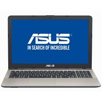 Laptop Asus VivoBook Max X541UA-DM1226, 15.6 FHD LED, Anti-Glare, Intel Core i7-6500U, RAM 4GB DDR4, HDD 1TB, EndlessOS, Chocolate Black