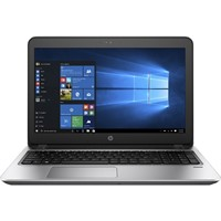 "Laptop HP ProBook 450 G4, 15.6"" LED HD Anti-Glare, Intel Core i3-7100U, RAM 4GB DDR4, HDD 500GB, Windows 10 PRO 64bit, Silver"