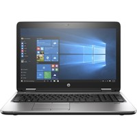 "Laptop HP Probook 650 G3, 15.6"" HD AG SVA, Intel Core i3-7100U, RAM 4GB DDR4, HDD 500GB, Windows 10"