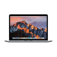 "Apple MacBook Pro 13"" Retina Dual-Core i5 2.0GHz, Ram 8GB,  SSD 256GB, INT KB, Space Grey"