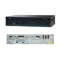 Router Cisco 2911 UC Bundle w/PVDM3-16FL-CME-SRST-25 UC License PAK