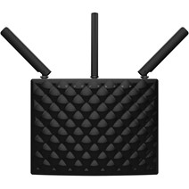 Router Wireless TENDA AC15, 3 antene externe dual band, IEEE 802.11ac, WAN 10/100/1000Mbps, 1* port USB3.0