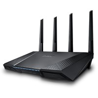 Router wireless Asus RT-AC87U, 4 porturi Gigabit, 3G/4G, multiple SSID, USB