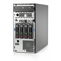 Server HP ProLiant ML310e Gen8, Intel Xeon E3-1220v3, RAM 4GB, HDD 1TB, PSU 350W