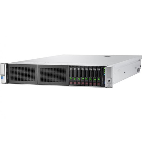 "Server HP ProLiant DL380 Gen9 Rack 2U, Intel Xeon E5-2620 v3 2.4GHz, 16GB RDIMM DDR4, 2x 300GB SAS, SFF 2.5"", P440ar 2GB"