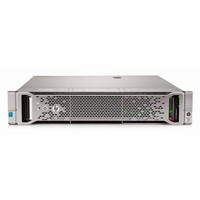 "Server HP ProLiant DL360 Gen9 Intel Xeon E5-2620 v3, Haswell, 1x16GB, DRR4, HDD 2x300GB 10000rpm, SAS II, 2.5"", 500W PSU"