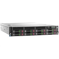Server HP ProLiant DL80 Gen9 Rack 1U, Intel Xeon E5-2603 v3 1.6GHz, 4GB RDIMM DDR4, fara HDD, LFF