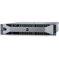 Server rackabil DELL PowerEdge R730, Intel Xeon E5-2620v3 2.4GHz, 2 x 8GB no HDD 750W