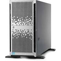Server HP ProLiant ML350 Gen9 Tower 5U, Procesor Intel® Xeon® E5-2620 v3 2.4GHz Haswell, 2x 8GB RDIMM DDR4, 3x 300GB SAS, SFF 2.5""