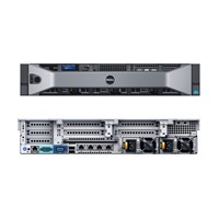 Server rackabil DELL PowerEdge R730, Rack 2Soket, Intel Xeon E5-2620v3 2.4GHz, 1 X 16GB RDIMM