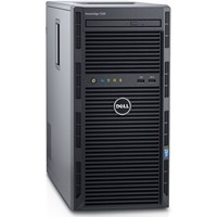 Server DELL PowerEdge T130, Intel Xeon E3-1230 v5, RAM 8GB, HDD 1TB, PSU 290W