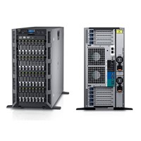 Server Tower DELL PowerEdge T630, Intel Xeon E5-2620 v3 2.4GHz, 8GB RDIMM, 500 GB Hard Drive