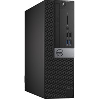 Sistem Desktop Dell Optiplex 5055 SFF, AMD RYZEN 5 PRO 1500 , AMD Radeon R5 430, RAM 8GB DDR4, SSD M.2 128GB + SSHD 1TB, Windows 10 Pro 64bit
