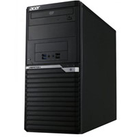 Sistem Desktop Acer Veriton VM6650G, Intel Core I5-7400U, RAM 4GB DDR4, HDD 1TB 7200rpm, DOS