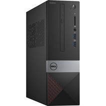 Sistem Desktop Dell Vostro 3268 SFF, Intel(R) Core(TM) i3-7100, RAM 8GB DDR4, HDD 500GB 7200RPM, Windows 10 Pro