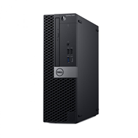 Sistem Desktop Dell OptiPlex 5060 SFF,Intel Core i5-8500, RAM 8GB DDR4, SSD 128GB, Windows 10 Pro 64bit English