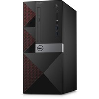 Sistem Desktop DELL Vostro 3667 MT, Intel(R) Core(TM) i3-6100, RAM 4GB DDR4, HDD 500GB, Ubuntu Linux 16.04