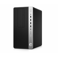Sistem Desktop HP ProDesk 600 G3 Microtower, Intel Core i7-7700 Quad Core, RAM 8GB DDR4, HDD 500GB, Microsoft Windows 10 Pro 64-bit