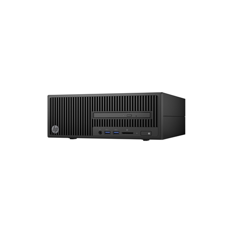 Sistem Desktop HP 280 G2 SFF, Intel Core i3-6100, RAM 4GB DDR4, HDD 500GB, FreeDOS