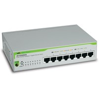 Switch Allied Telesis GS900, 8 Gigabit, L2 Unmanaged