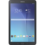 "Tableta Samsung Galaxy Tab E T561Quad-Core 1.3 GHz, 9.6"", 1.5GB RAM, 8GB, Wi-Fi, 3G, Bluetooth v4.0, Android Kitkat, Black"