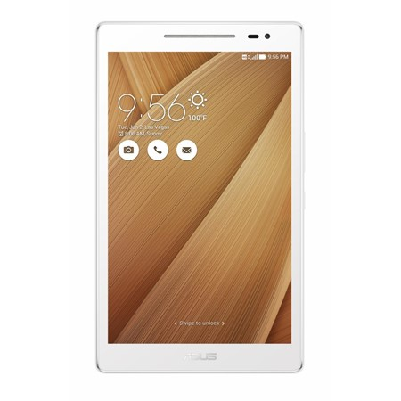 "Tableta Asus ZenPad Z380KNL, 8.0"" IPS, 4G LTE, Procesor 1.2GHz Quad-Core, RAM 2GB, Stocare 16GB eMMC,  Camera 2MP/ 5MP, Android 6.0 Marshmallow, Rose Gold"