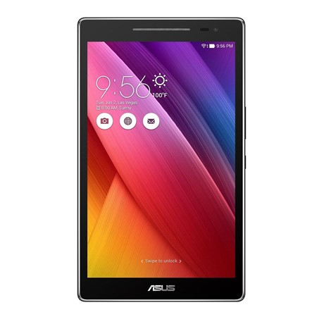 "Tableta Asus ZenPad Z380M, 8.0"" IPS, Procesor Quad-Core 1.3GHz, RAM 2GB, Stocare 16GB eMMC, Camera 2MP/ 5MP, Android 5.0 Lollipop, Dark Gray"