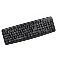 Tastatura Serioux SRXK-9400P, PS2, Black