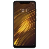 Telefon mobil Xiaomi POCOPHONE F1 64GB Graphite Black, RAM 6GB, Stocare 64GB