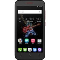 Telefon mobil Alcatel 7048X Go Play,  4G,  Black&Red