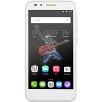 Telefon mobil Alcatel 7048X Go Play, 4G, White&Green&Blue