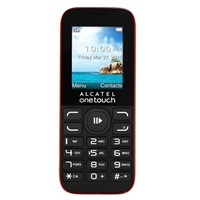 Telefon mobil Alcatel 1052D TIGER L3, Dual Sim,  Red
