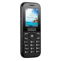 Telefon mobil Alcatel 1052G TIGER L3,  Black