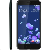 Telefon mobil HTC U11 Dual SIM RAM 4GB, Stocare 64GB, Brilliant Black