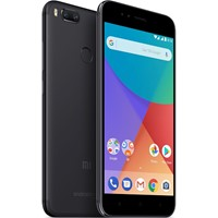 "Telefon mobil Xiaomi Mi A1 Dual Sim 5.5"" LTE, Black, RAM 4GB, Stocare 64GB, Camera 5MP/12MP"