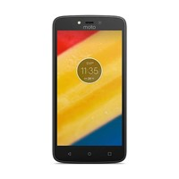 Telefon mobil Motorola Moto C Dual Sim, 5'', 4G, Ram 1GB, Stocare 8GB, Camera 2MP/5MP, Gold