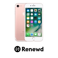 Telefon mobil Apple Renewd iPhone 7 32GB Rose Gold