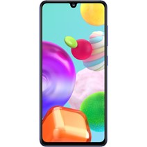 Telefon mobil  Galaxy A41 Prism Crush Blue, Dual Sim, 6.1'', RAM 4GB, Stocare 64GB