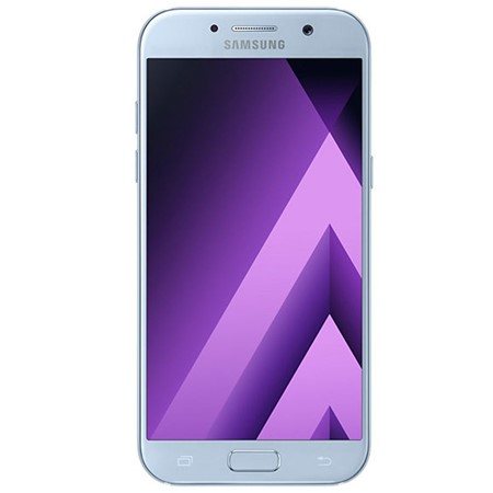 Telefon mobil Samsung Galaxy A5 (2017) 4G, 5.2'', RAM 3GB, Stocare 32GB, Camera 16MP/16MP, Blue